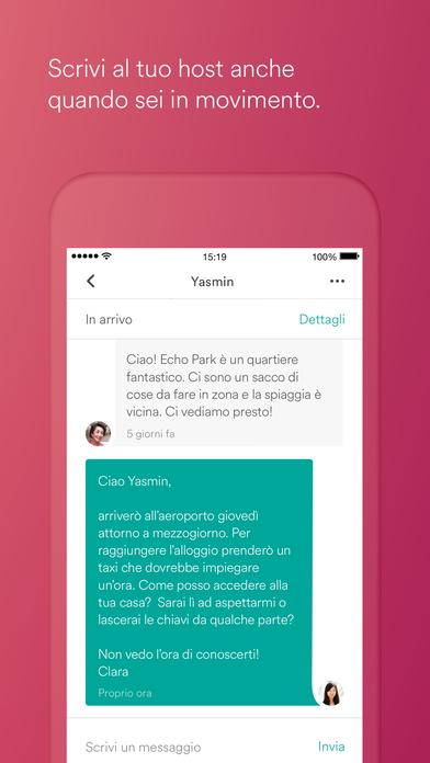 Airbnb - Le migliori app per viaggiare