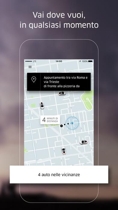 Uber - Le migliori app per viaggiare