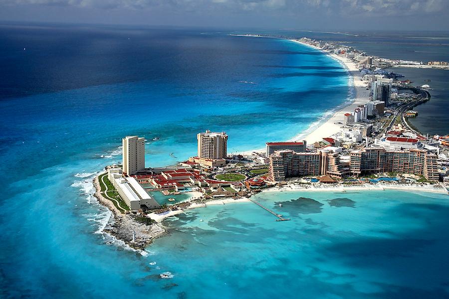 Cancun - Viaggio in Messico