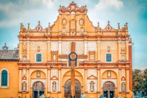 Cattedrale di San Cristoforo - San Cristobal de Las Casas