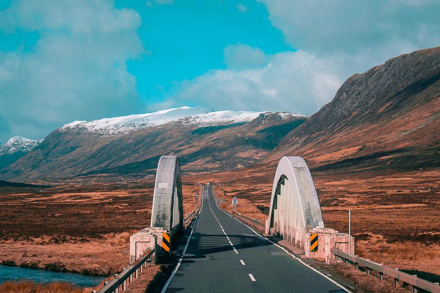 Le Highlands in Scozia. Il nostro itinerario on the road