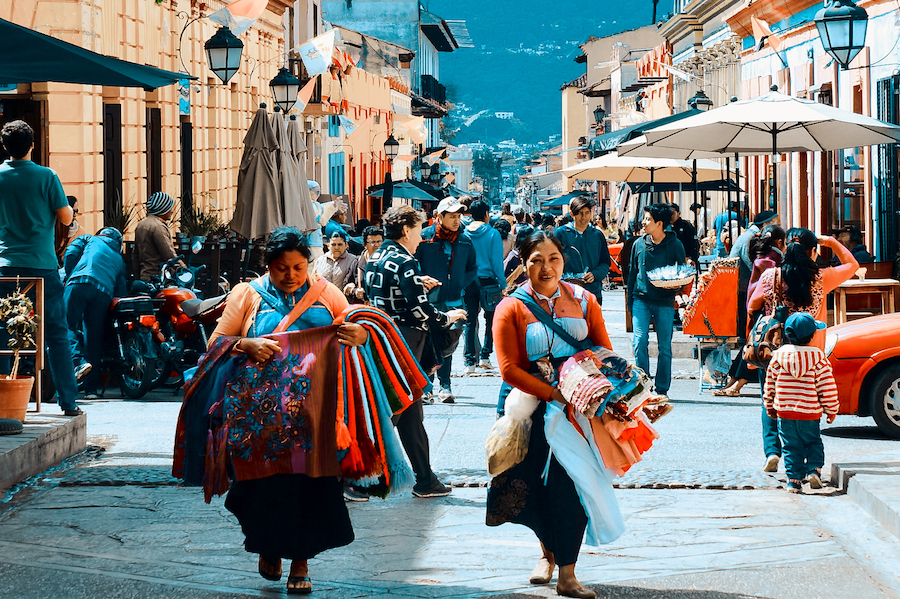 San Cristobal de Las Casas - Viaggio in Messico