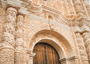 Temple de Santo Domingo - San Cristobal de Las Casas