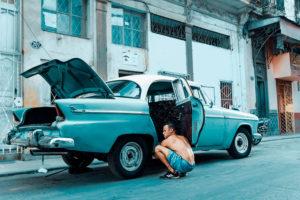 Viaggio a Cuba - Spostarsi con colectivo