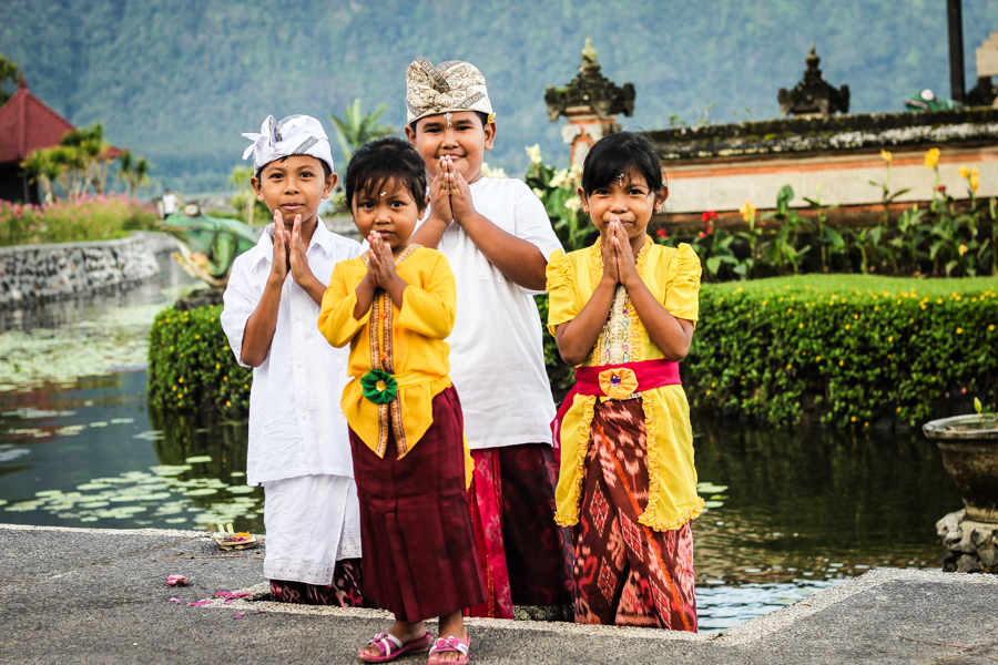 Visitare Bali