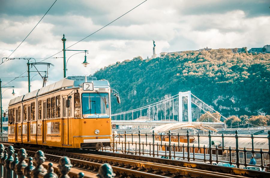 Come spostarsi a Budapest
