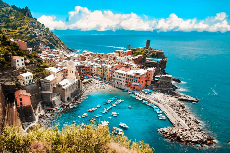 Itinerario di 2 giorni delle Cinque Terre