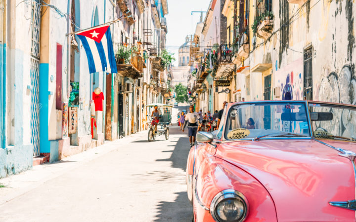 quando andare a Cuba