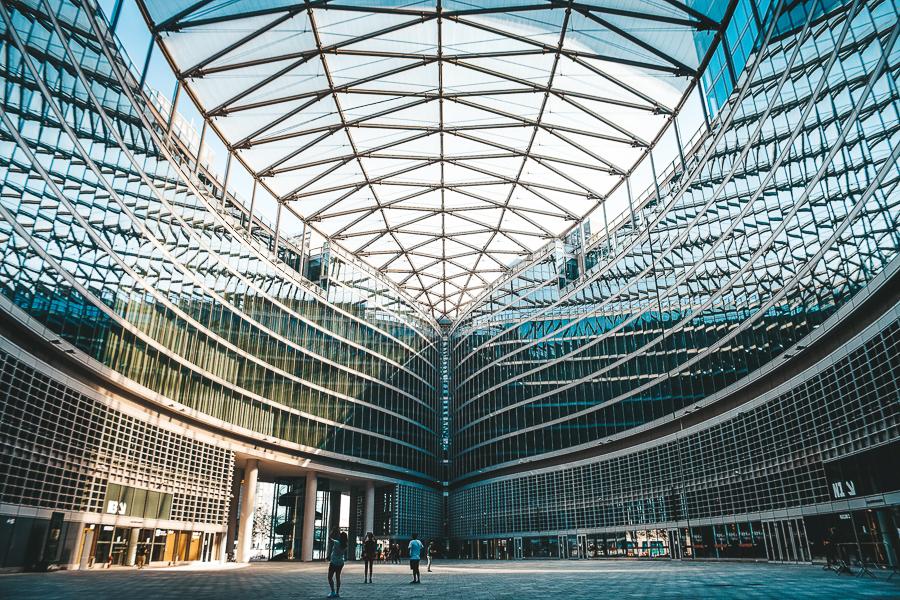 Dove vedere Milano dall'alto