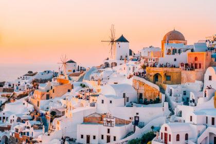 dove vedere il tramonto a Santorini