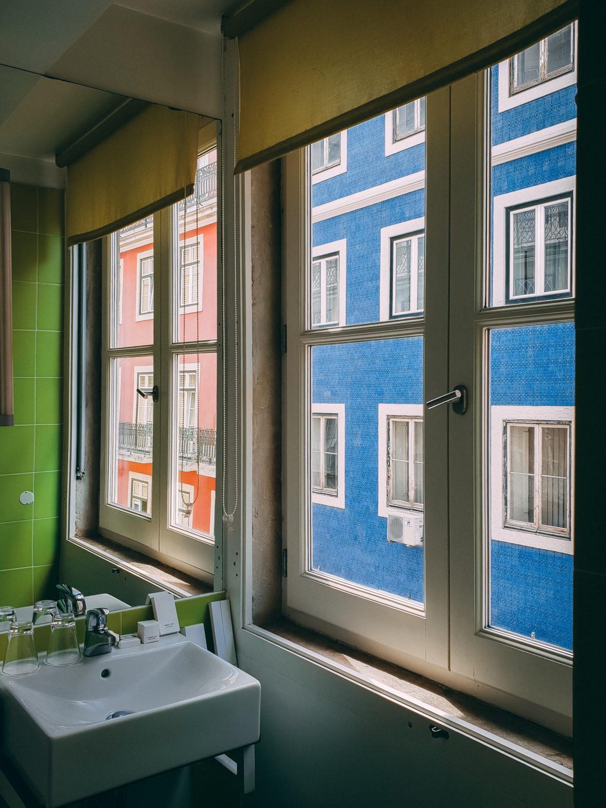 dormire a Lisbona