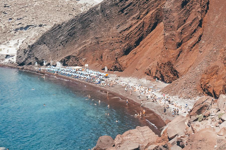 TripLife red-beach