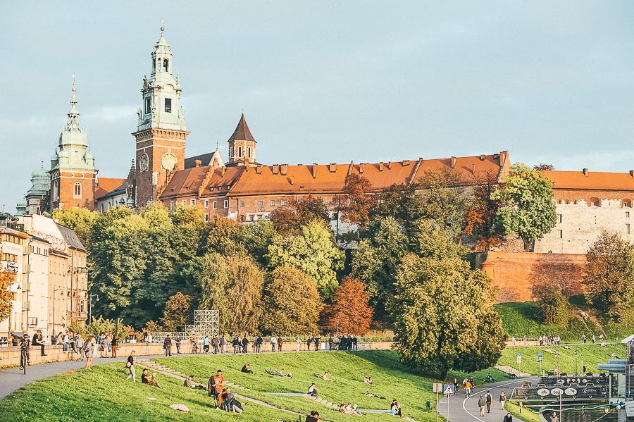 TripLife Cosa-vedere-a-Cracovia-Wavel-Castle